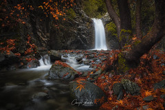Headwaters (Christos Zoumides) Tags: longexposure cyprus nature motion waves water waterfall river troodos machairas forest mountain source spring headwaters flow autumn winter troodosmountains beauty serene nikon leefilters nationalgeographic ngc atmospheric pedieos