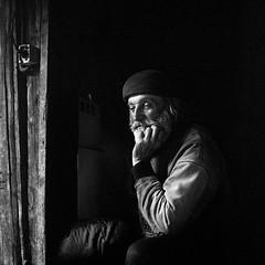 D. (Bernád Rozália) Tags: analoque film filmisnotdead bw blackandwhite mediumformat yashicamat124g fomapan100 fomadonr09 epsonv700 scan selfdeveloped people portrait
