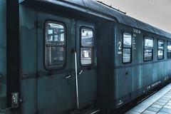 Carriage (*Capture the Moment*) Tags: 2019 dampflok december dezember fotowalk munich münchen nikolauszug sonya7m2 sonya7mii sonya7mark2 sonya7ii sonyilce7m2 steamengine steamtrain train
