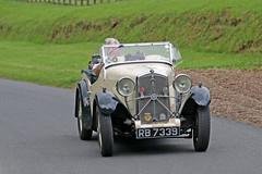 Wolseley (1932) (Roger Wasley) Tags: rb7339 1932 wolseley prescott classic car vehicle
