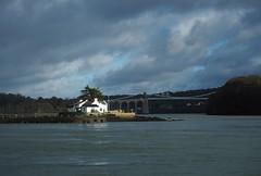 (Neil Bryce) Tags: anglesey north wales menai bridge straights island bangor beaumaris tide landscape seascape olympus