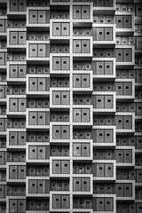 One Park Drive 2 (benjaminjohnson1983) Tags: 2019 blackwhite canarywharf dynamic flickr herzogdemeuron london londonvisit2019dec oneparkdrive repetition shadow shapes skyscraper squares windows woodwharf theisleofdogs