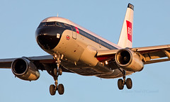 G-EUPJ - Airbus A319-131 - LHR (Seán Noel O'Connell) Tags: britishairways ba ba100 bea geupj airbus a319131 a319 heathrowairport heathrow lhr egll zrh lszh ba713 baw3zl retro aviation avgeek aviationphotography planespotting
