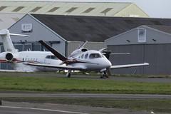 N124MR (IndiaEcho) Tags: london airport aircraft aviation aeroplane civil biz airfield bromley egkb bqh england canon eos kent jet business 1000d vision cirrus sf50 n124mr