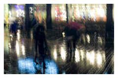 rainy night (1 of 1) (ianmiddleton1) Tags: glasgow rain people icm