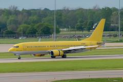 N758MA Miami Air International Boeing 737-8K5(WL) (Lin.y.c) Tags: n758ma miami air international boeing 7378k5wl miamiairinternational 7378k5 miamiair tui 737 737800 737800wl ind indianapolis kind aviation airplane 2019 201905 20190510 aa38d5 758 tuifly
