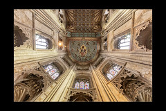 Looking Up 01 - Peterborough Cathedral (mini-b) Tags: peterborough peterboroughcathedral lookingup 2018 luminar2018 aurorahdr2018 skylum canon eos5dmkiv ef24105mm14lisusm ef1635mm128liiusm