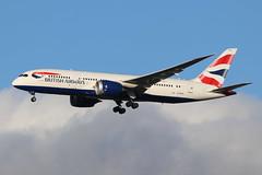 G-ZBJK Boeing 787-8 LHR 12.1.2020 (Retro Jets) Tags: ba b788 b787 lhr