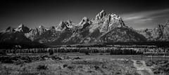 Teton Range Wyoming (www.dkwatkins.com) Tags: landscape mountains wyoming tetons watkins davewatkins