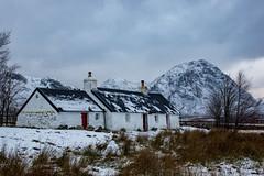 Blackrock cottage (Danny-ltd) Tags: mor etive buachaille scottish rannoch moor scotland glencoe