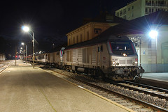 BB 75341 Gap 20.02.2016 (yannickhauser) Tags: bb75300 sncf intercités de nuit traindenuit corail carmillon zug nachtzug ic train paca alpes