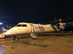 Flybe Bombardier Dash 8 Q400 G-JECO (josh83680) Tags: manchesterairport manchester airport man egcc gjeco bombardier dash 8 dash8 q400 bombardierdash8q400 bombardierdash dash8q400 fly be flybe