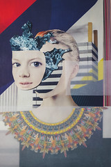 collage (CatMacBride) Tags: collage magazine cuttings fun portrait