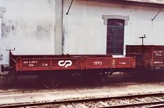 Out of use (ernstkers) Tags: viaestreita freightwagon portugal metregauge goodswagon cp livração linhadotâmega narrowgauge