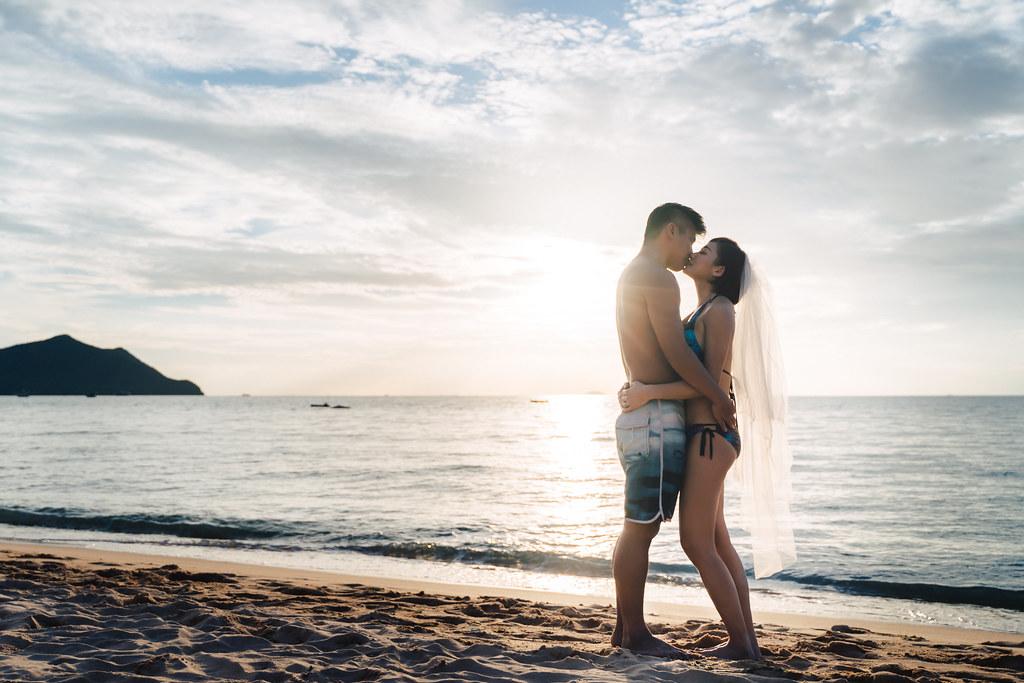 [海外自助婚紗] Tyler&Vivian|泰國