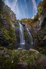 Fervenza do Toxa (G1K4) Tags: tokina 1116mm nikonflickraward d7000 galicia spain waterfall scene focus hdr light sky