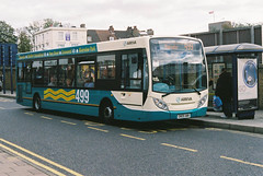 Photo of ArrivaKT-4037-GN09AWH-Gravesend-031009a