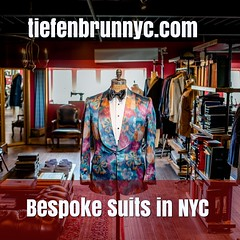Leading Tailors for providing Bespoke Suits in NYC (tiefenbrunnyc) Tags: nyc tailor shop near me best bespoke suits