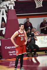 PAT ANDREE (SneakinDeacon) Tags: hokies vt cassellcoliseum vatech virginiatech accbasketball wolfpack ncsu ncstate