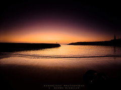 VARIATION ON A THEME: New Year 2020 Awakes (Sheerlight - Norma McKellar) Tags: dawn sunrise newyear seascape landscape sea coast inspirational pano sheerlight sunset beach light panasonic lumix 2020 water dreams hope colour symbolic northumberland tynemouth waves