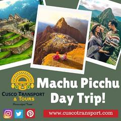 machu picchu day trip (cuscotransportweb) Tags: