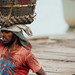 Longshoreman With Coal Basket, Dhaka Bangladesh