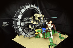 General Grievous Wheelbike Chase