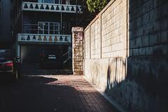 1229/1717 (june1777) Tags: snap street alley seoul light bokeh sony nex3 konica hexanon ar 35mm f28 200 clear bukchon angukdong shadow mod8