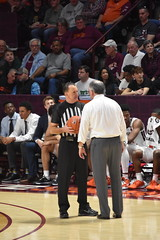 ROBER AYERS (SneakinDeacon) Tags: hokies vt cassellcoliseum vatech virginiatech accbasketball wolfpack ncsu ncstate