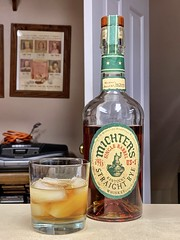 2020 14/366 1/14/2020 TUESDAY - Michter's Single Barrel Kentucky Straight Rye Whiskey