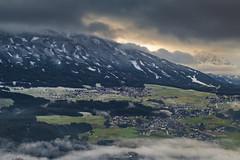 Innsbruck (Tanmay's Gallery) Tags: innsbruck autria alps mountain hill snow arial view europe nikon 50mmf18 d850 travel natgeo