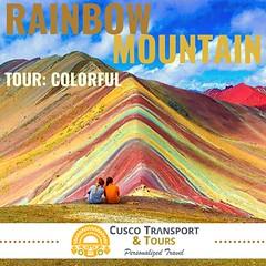 Rainbow mountain colorful tour (cuscotransportweb) Tags:
