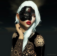 Marked (Arya Braveheart - Blogger) Tags: wiccasoriginals swank wild juna mila saturdaysale magika foxcity
