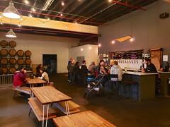 Finback Brewery (Joe Shlabotnik) Tags: queens galaxys9 brewery finback 2019 october2019 cameraphone glendale