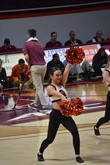 THE HIGH TECHS (SneakinDeacon) Tags: dancers cheerleaders hightechs vt vatech hokies virginiatech cassellcoliseum