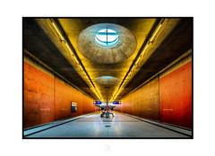 Messestadt - West (antonkimpfbeck) Tags: ubahn münchen munich messestadt architektur fujifilm