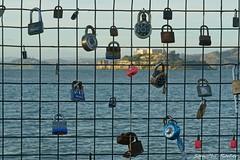 SF Fisherman's Wharf - 011420 - 16 - Pier 41 View of Alcatraz Island (Stan-the-Rocker) Tags: stantherocker sony ilce sanfrancisco northbeach fishermanswharf pier41 alcatraz sel18135