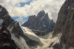 Sokha Brakk (Shahid Durrani) Tags: karakoram range karakorams pakistan gilgitbaltistan baltistan biafo glacier sokha brakk
