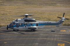JA688A, Airbus Helicopters H225 Japan Coast Guard @ Osaka-Kansai KIX RJBB (LaKi-photography) Tags: flugzeug plane avion aircraft flughafen airport aer aeroporto havalimanı luftfahrt aviation aviación japan nippon honshu küstenwache coastguard самолет 航空機 аэропорт 空港 eurocopter airbushelicopter ec225 h225 superpuma hubschrauber helicopter osaka kix rjbb kansai canon spotting