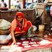 Woman Selling Shrimp, Dhaka Bangladesh