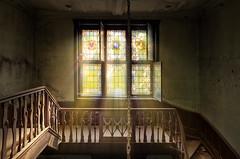 Window Wednesday (david_drei) Tags: windows wednesday window windowwednesday lostplace rays decay abandoned deutschlandverfällt urbex urbanexplorer urbexer hdr lost herrenhaus hww