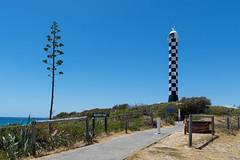 Lighthouse - Bunbury WA (andy73au) Tags: ocean lighthouse southwest beach nikon nikkor bunbury 2470 d4s westernaustralia