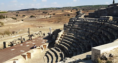 Segóbriga 4 (alvaro31416) Tags: segobriga ruinas teatro romano arqueologia cuenca
