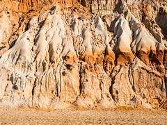 Organ pipes (alanrharris53) Tags: falesia beach sand sandstone erosion coastal colour algarve portugal