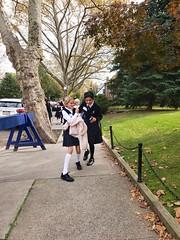 After School (Joe Shlabotnik) Tags: galaxys9 2019 violet everett amina october2019 cameraphone