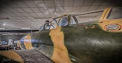 SUPER SAETA HA-220 (juan carlos luna monfort) Tags: avion aeronave plane airplane lasenia cahs centred´aviaciohistoricalasenia montsia tarragona hdr nikond810 irix15 calma paz tranquilidad