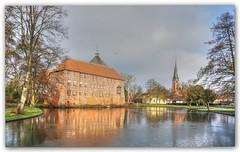 Castle Winsen (Körnchen59) Tags: schloss castle kirche church winsen niedersachsen germany architektur körnchen59 elke körner sony 6000
