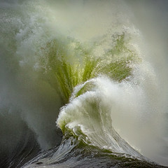 Water Dance (dwolters2) Tags: winter washington capedisappointment storm ocean waves