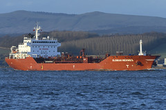Slowman Hermes - Firth of Forth - 12-01-20 (MarkP51) Tags: slowmanhermes firthofforth scotland tanker ship boat vessel sea water sunshine sunny nikon d500 nikon200500f56vr