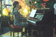 Zoe Rahman Trio (2020) 05 - Zoe Rahman (KM's Live Music shots) Tags: jazz greatbritain zoerahman uprightpiano piano eastsidejazzclub leytonstoneexservicemensclub